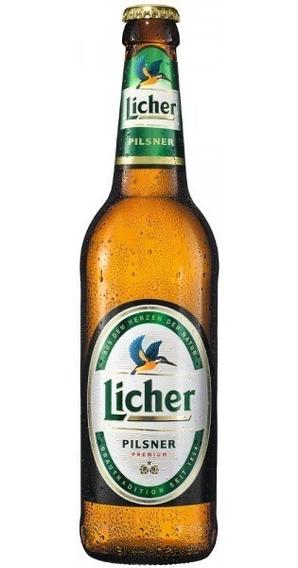 Cerveza Licher Lager Importada Alemania 1 Botella 330ml* (f)