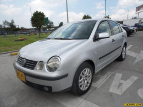 Volkswagen Polo 2.0l Mt 2000cc 4p