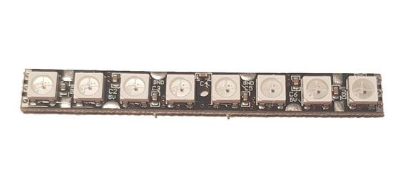 Barra De 8 Leds Rgb Endereçavel Ws2812 - Arduino - 2 Un