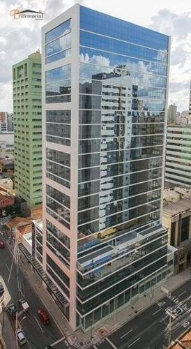 Sala À Venda, 208 M² Por R$ 2.474.892,68 - Centro - Curitiba/pr - Sa0030