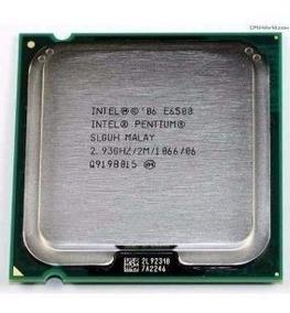 Processador Dual Core E6500 2.93ghz 2mb Lga 775