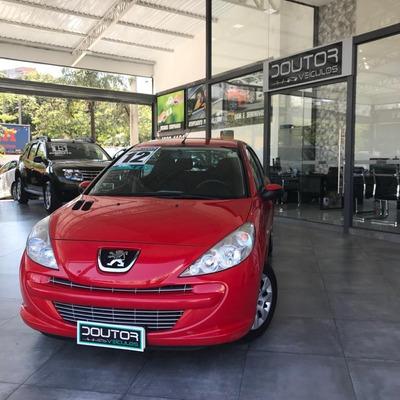 Peugeot 207 1.4 Xr 8v Flex 4p 2012 / 207 1.4 2012