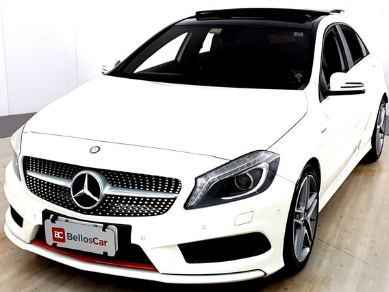 Mercedes Classe 2.0 Sport Turbo Gasolina 4p Automatizado...