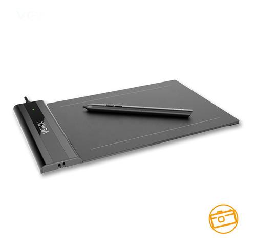 Imagen 1 de 9 de Tableta Grafica Digitalizadora Veikk S640 6x4 + Android