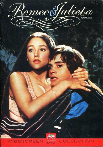 Dvd Romeo Y Julieta ( Romeo & Juliet ) 1968 - Franco Zafirel