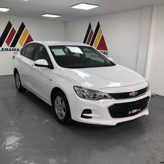 Chevrolet Cavalier 2019 4p Ls L4/1.5 Man