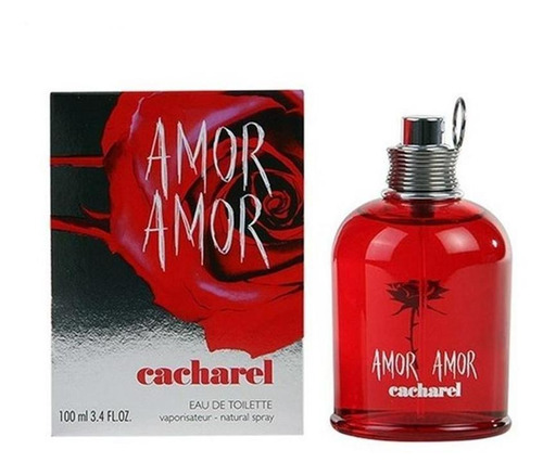 Amor Amor 100ml Edt Mujer Cacharel Todos Descuento Spa
