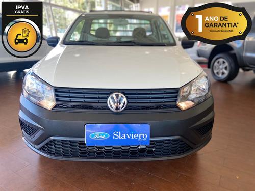 Volkswagen Saveiro Saveiro Robust 1.6 Total Flex 8v