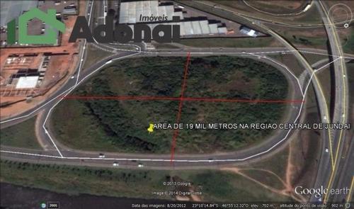 Área Comercial, Residencial À Venda, Vila Das Hortências, Jundiaí. - 1266