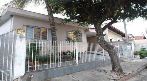 Casa Residencial À Venda, Centro, Indaiatuba. - Ca1299