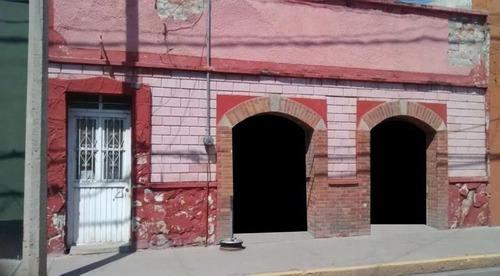Finca Antigua Se Vende Como Terreno En Col. Centro, Aguascalientes