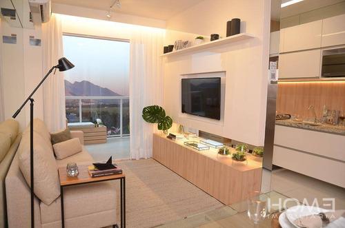 Imagem 1 de 25 de Apartamento Com 3 Dormitórios À Venda, 68 M² Por R$ 559.000,00 - Campo Dos Afonsos - Rio De Janeiro/rj - Ap2052