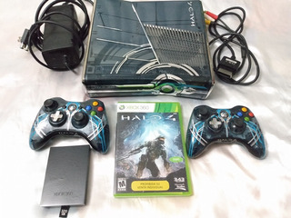 Xbox 360 Slim Edición Halo 4