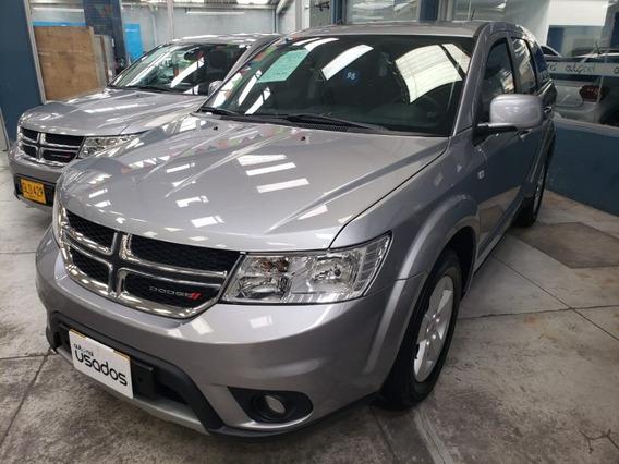 Dodge Journey Se Fe 2.4 Aut 5p 2018 Glo423