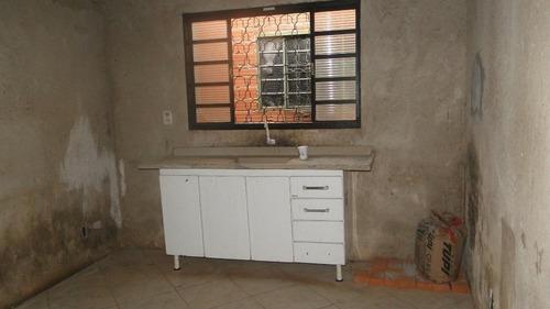 Casa Em Jardim Chaparral, Mogi Guaçu/sp De 100m² 3 Quartos À Venda Por R$ 200.000,00 - Ca426266