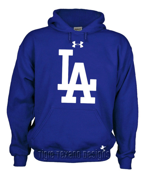 Sudadera Dodgers Los Angeles Mod. U2 By Tigre Texano Designs