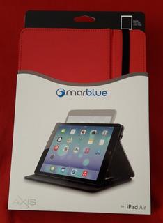 Estuche Para iPad Air Mod Axxis Mar Blue Por Mayor