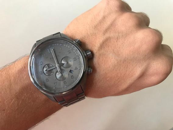 Relógio Fossil Original Cinza Lindousado Model Ch2802