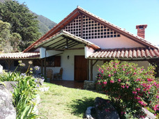 Alquiler Cabaña De Montaña Mérida - La Culata (12 Persona)