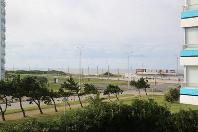 Apartamento Roosevelt Y Rambla A 30 M De Playa Vista Al Mar