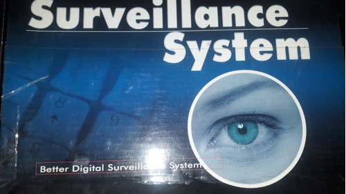 Placa Surveillance System 8 Canais Mais 4 De Áudio. Gv650