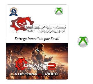 Gears Of War 2 Xbox One/360 Codigo Entrega Inmediata