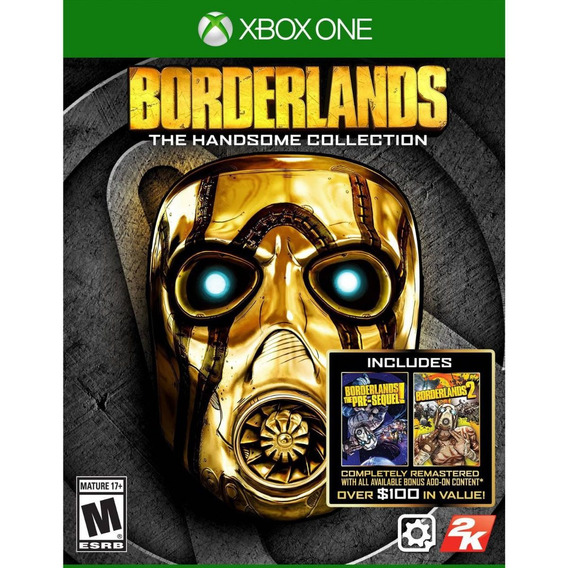 Game Xbox One Borderlands