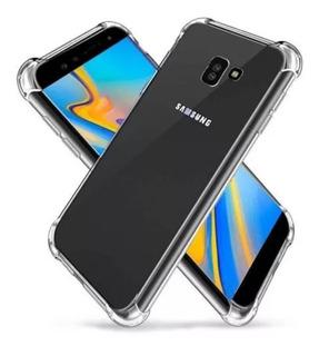 Capa Capinha Samsung Galaxy J4 Plus + Pelicula De Vidro
