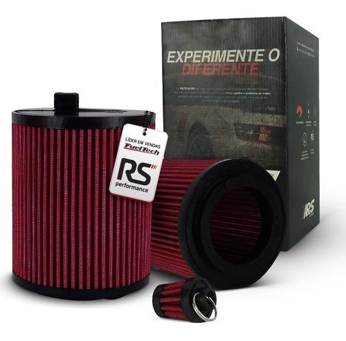 Filtro De Ar Retangular Esportivo Inbox Cruze Turbo 1.4