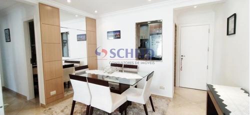 Imagem 1 de 15 de Apartamento 3 Dormitórios À Venda Na Vila Santa Catarina Em São Paulo - Mc8182