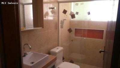 Casa Para Venda Em Mogi Das Cruzes, Villa Di Cesar, 3 Dormitórios, 1 Suíte, 2 Banheiros, 2 Vagas - 853