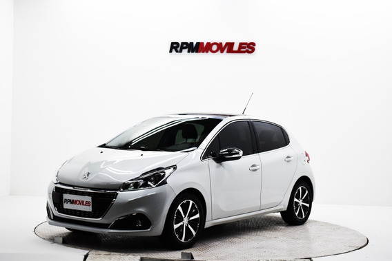 Peugeot 208 Allure Hdi 2017 Rpm Moviles