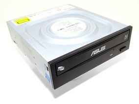 Gravador E Leitor De Cd E Dvd Asus Drw-24f1mt/blk/b/as