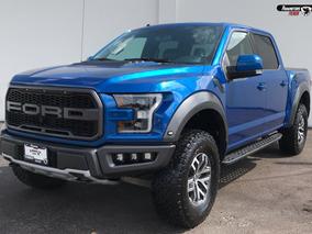 Ford Lobo Raptor 4x4 Azul 2017