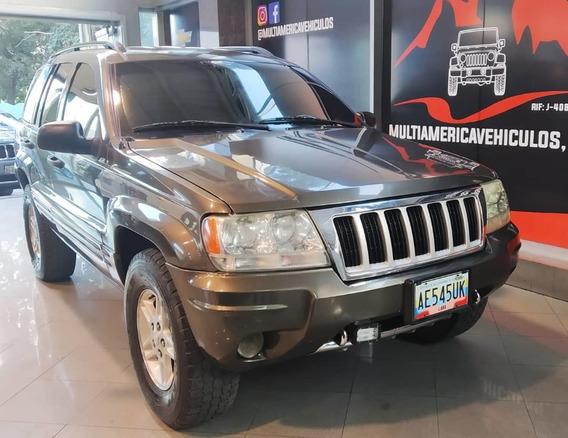 Jeep Grand Cherokee Camioneta