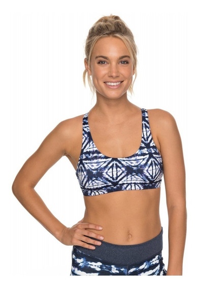 Top Roxy Fitness Spirit - Dama