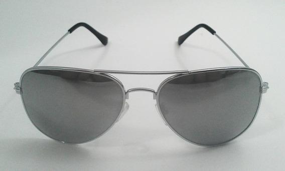 Óculos Espelhado Com Proteção U V A / U V B 400