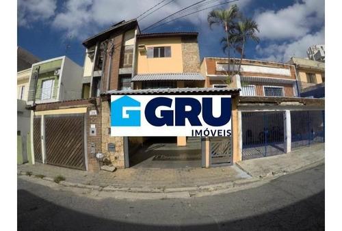 Excelente Sobrado Localizado Na Vila Augusta - Sob217