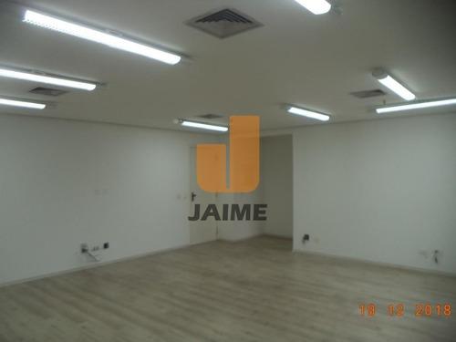 Conjunto Comercial Em Indianópolis - Ja13023