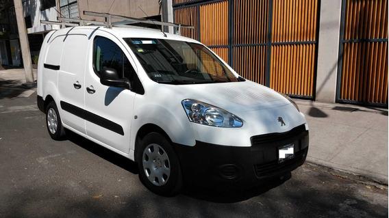 Peugeot Partner Maxi 2015 Con 50,000km Único Dueño.