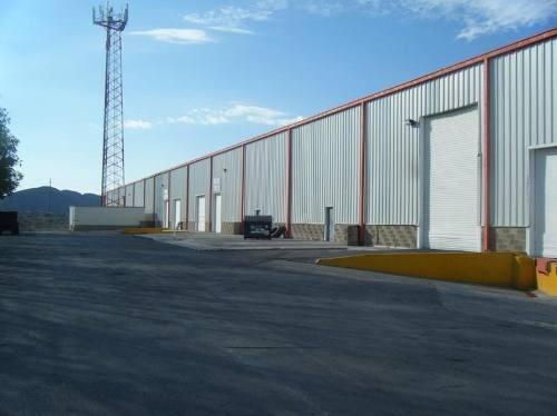 En Renta Naves Industriales En Parque Industrial De Ramos Arizpe
