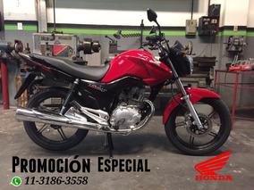 Moto Honda Cg Titan 0km