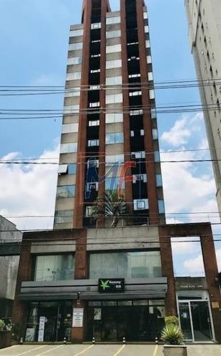 Imagem 1 de 8 de Ref 12.555 Excelente Sala Comercial Localizado No Bairro Vila Mariana, Sendo 32 M² E 1 Vaga De Garagem. - 12555