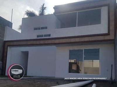 Preventa De Casa En Cuautla Morelos
