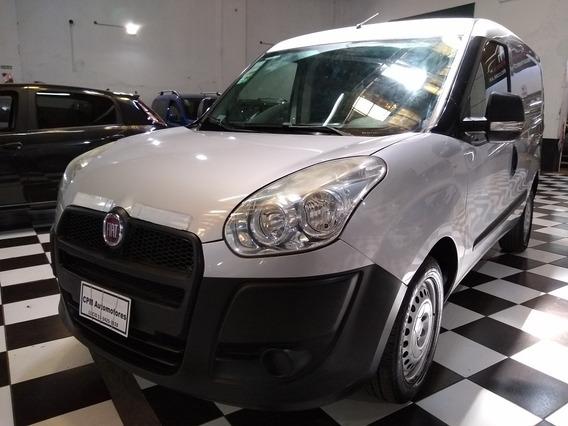 Fiat Doblo 1.4 Cargo Active 2014 Gris Lm