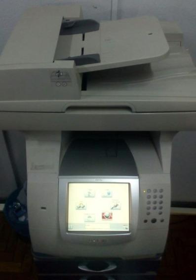 Impressora Multifuncional Lexmark X644e Usada