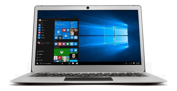 Notebook Happy Intel Celeron 13 2gb 32gb Prata Windows 10