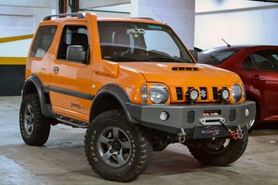 Suzuki Jimny 4sport 1.3 - Mont. Para Trilha - Guincho - 2015