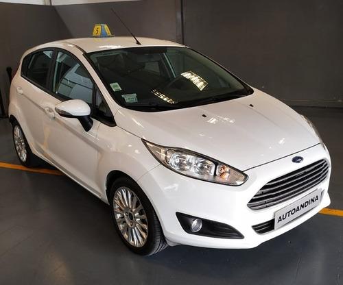 Ford Fiesta Kinetic Desing Se 1.6 Nafta 5 Puertas