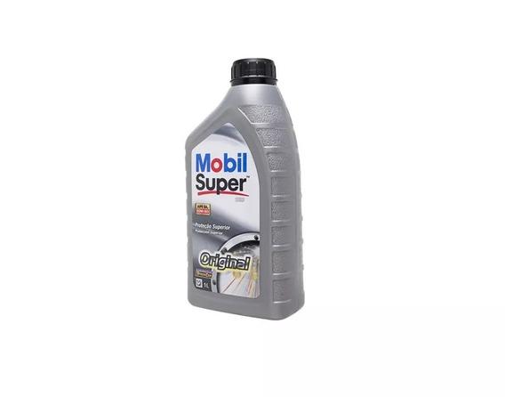 Mobil 20w50 Carro/moto Sm Mineral Super Original 1l